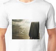 Beach reflection  Unisex T-Shirt