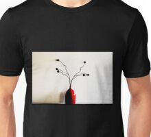 Red Vase Unisex T-Shirt
