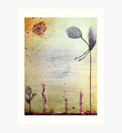 Helpful Meadow Art Print