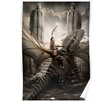 My wife on a Dragon  Poster