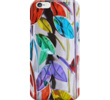 Glass Leaves on Glass iPhone Case/Skin