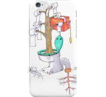 """The Toilet Tree - """"Toiletree"""" iPhone Case/Skin"""