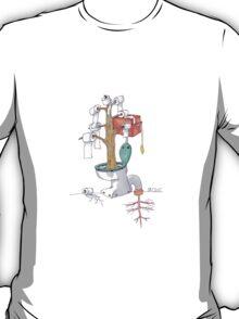 """The Toilet Tree - """"Toiletree"""" T-Shirt"""