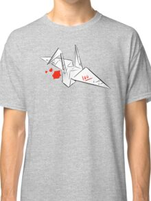 A Hero's paper crane Classic T-Shirt