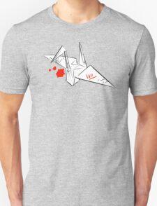 A Hero's paper crane Unisex T-Shirt