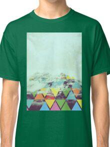 Triangle Mountain Classic T-Shirt