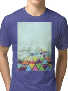 Triangle Mountain Tri-blend T-Shirt