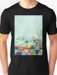 Triangle Mountain Unisex T-Shirt