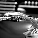 Eagle Hood Ornament by Melzo318