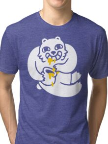 Happy Bear Tri-blend T-Shirt