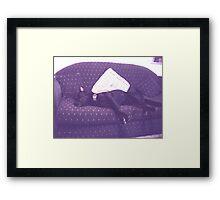 Mac Dreaming. Framed Print