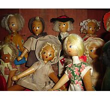 Shelf Life Toy Story (2) by Recycloanalyst Photographic Print