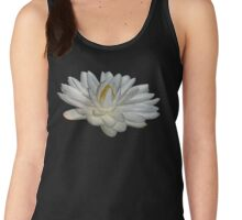 White Water Lily Women's Tank Top