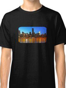City Night Art Classic T-Shirt