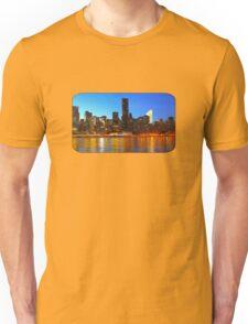 City Night Art Unisex T-Shirt