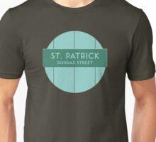 ST. PATRICK Subway Station Unisex T-Shirt