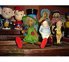 Shelf Life Toy Story (4) by Recycloanalyst Photographic Print