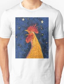 THE ROOSTER THAT CROWED IN THE MORN T-Shirt
