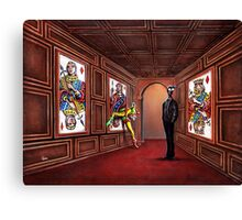 The Gallery Canvas Print