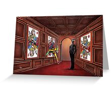 The Gallery Greeting Card