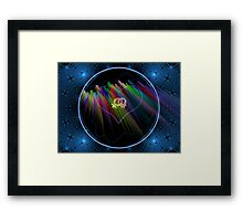 In A Perfect World Framed Print