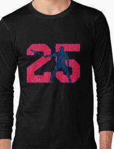 No. 25 Long Sleeve T-Shirt