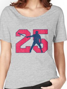 No. 25 Women's Relaxed Fit T-Shirt