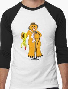 Wampa! Wampa! Wampa! Men's Baseball ¾ T-Shirt