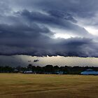Brisbane Thunderstorm by SouthBrisStorms