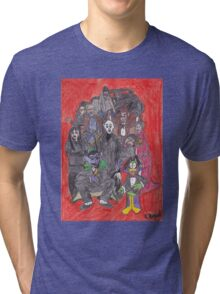 By All O'Counts Tri-blend T-Shirt