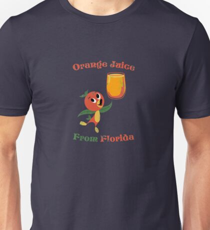 Orange Juice From Florida Unisex T-Shirt