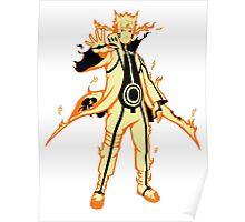 Naruto Kurama Poster