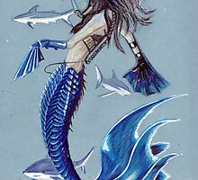 Queen of the sea by sandra chapdelaine