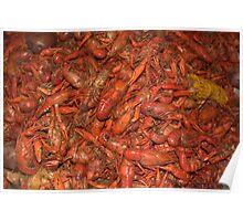Crawfish Feast. Poster
