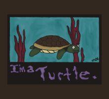 Miscreants: I got a Secret... I'm a Turtle. by ReadingBeauty