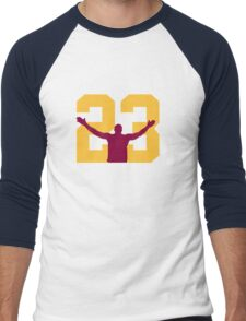No. 23 Men's Baseball ¾ T-Shirt