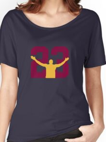 No. 23 (alternate colors) Women's Relaxed Fit T-Shirt