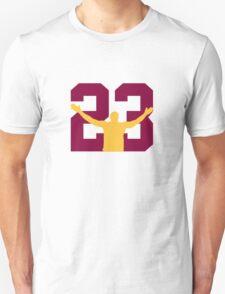 No. 23 (alternate colors) Unisex T-Shirt
