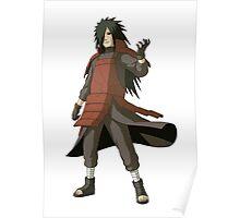 Madara Naruto Poster