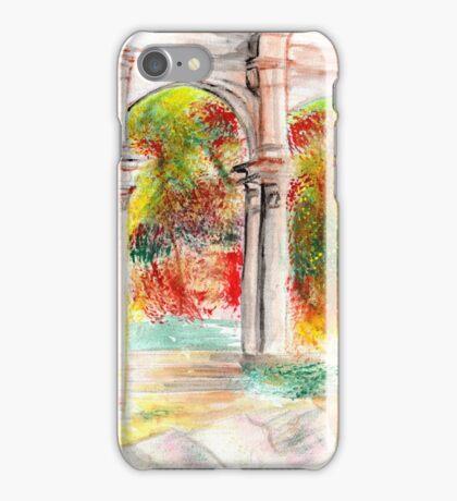 Evening's crescendo iPhone Case/Skin