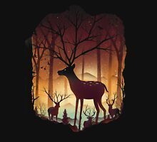 Into the Deer Woods Unisex T-Shirt