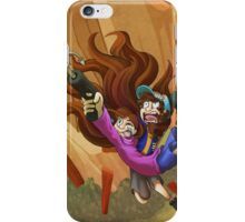 GRAPPLING HOOK! iPhone Case/Skin