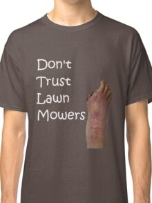 Evil Lawnmower Classic T-Shirt