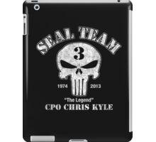 US Sniper Chris Kyle American Legend iPad Case/Skin