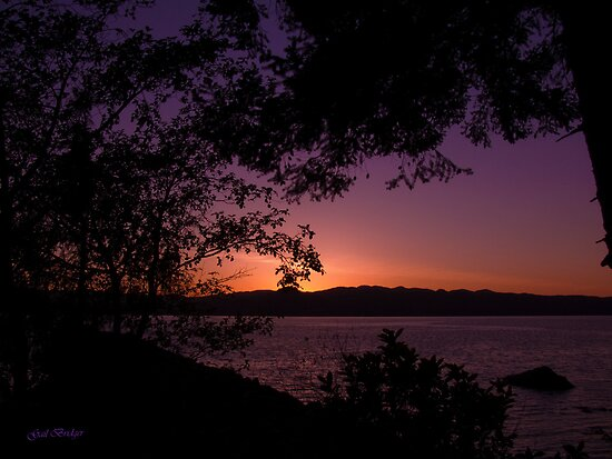 Tonight's Sunset (05/10/10) by Gail Bridger