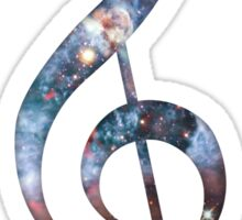 Cosmic Music Sticker