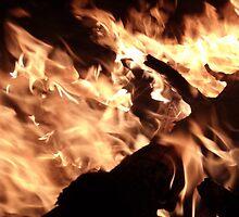 Fire by Cassie Nuckols