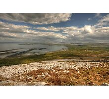 Ballyvaughan View Photographic Print