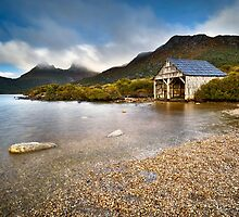 Sunshine - Cradle Mountain, Tasmania by Michael Treloar