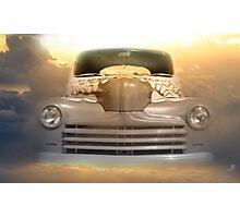 1946 Ford 2-Door Sedan  Photographic Print